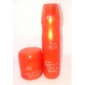 Combo wella professional Enrich (Treatment mask + Moisturising Shampoo)